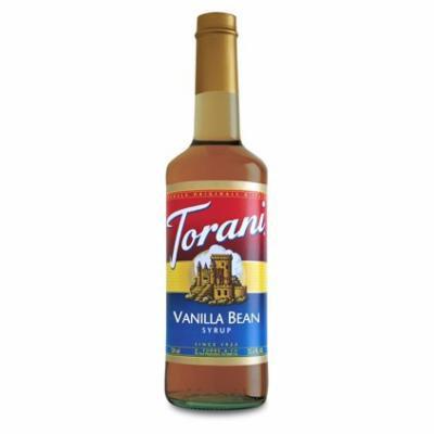 Torani Vanilla Bean Syrup (1 Single 750 ml bottle)