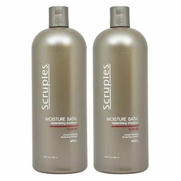 Scruples Moisture Bath Replenishing Shampoo 33.8oz