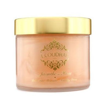 E Coudray - Jacinth & Rose Bath and Shower Foaming Cream 250ml/8.4oz
