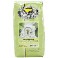 Vail Mountain Coffee & Tea Vienna Roast Whole Bean Coffee, 12-Ounce Bags (Pack of 3)