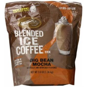Jet Blended Ice Coffee, Big Bean Mocha, 3 Pound
