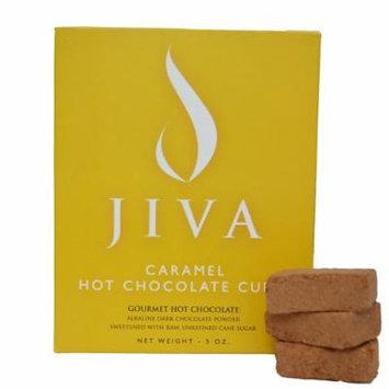 Jiva Premium Caramel Hot Chocolate Cubes, 24-cubes