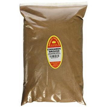 Marshalls Creek Spices Family Size Refill Cinnamon Ground, 40 Ounces