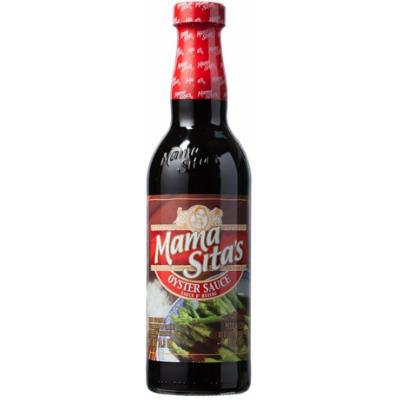 Mama Sita's Oyster Sauce, 27-Ounce Bottle (Pack of 2)