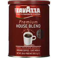 Lavazza Premium House Blend Coffee, 10-Ounce (Pack of 2)