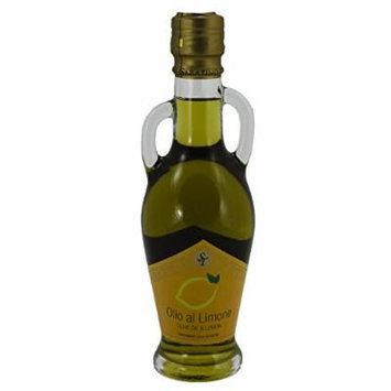 Sabatino Tartufi Lemon Infused Italian Extra Virgin Olive Oil, 250ml (8.4oz)