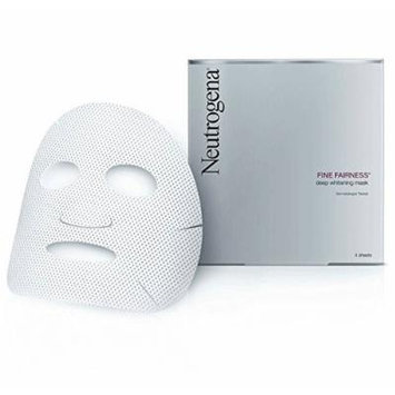 Neutrogena Fine Fairness Deep Whitening Mask