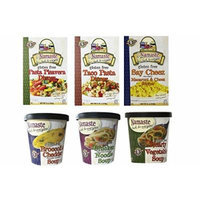 NAMASTE FOODS > Pasta and Soup Variety Pack