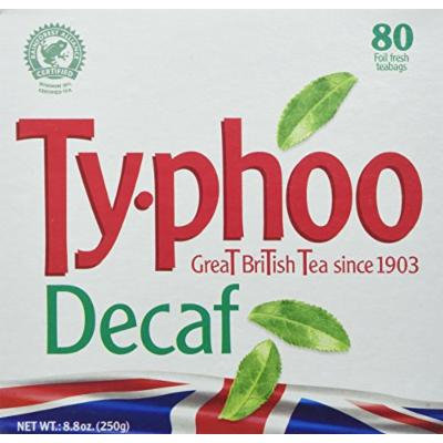 Typhoo Decaf 80 Tea Bags