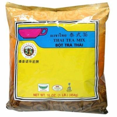 Pantai Norasingh Thai Iced Tea Mix - Restaurant Style (Pack of 6)