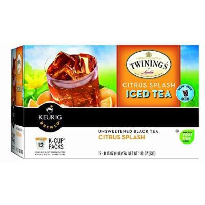 TWININGS® OF London Citrus Splash Iced Tea K-Cup® Pods