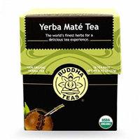 Yerba Maté Tea - Organic Herbs - 18 Bleach Free Tea Bags