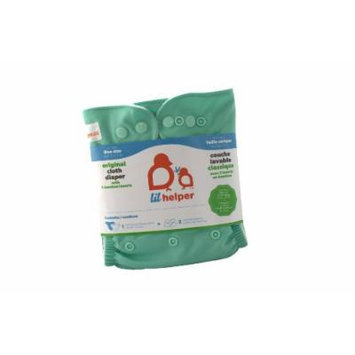 Bamboo Cloth Diapers - Solids (Mint)