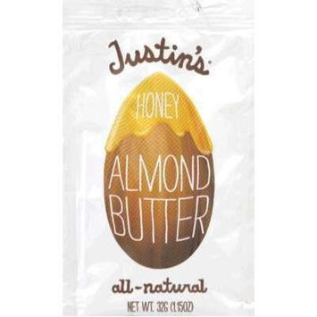 Almond Butter Honey Natural Squeeze (Pack of 10) - Pack Of 10