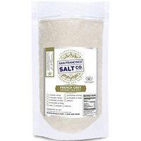 French Grey Sea Salt, pure & natural sea salt from the Celtic Region of France (1lb Fine Grain)