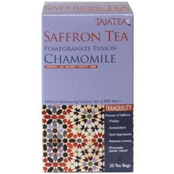 Saffron Pomegranate Chamomile Tea (9 pack)