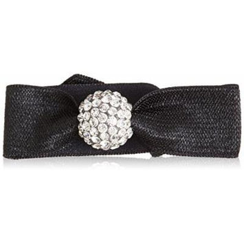 Emi Jay Crystal Bead Hair Tie, Black