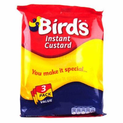 Birds Instant Custard Triple Pack 225g
