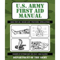 Book U.S.Army First Aid Manual
