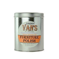 Daddy Van's All Natural Beeswax & Lavender with Sweet Orange Oil Furniture Polish - 32 Ounce Economy Size