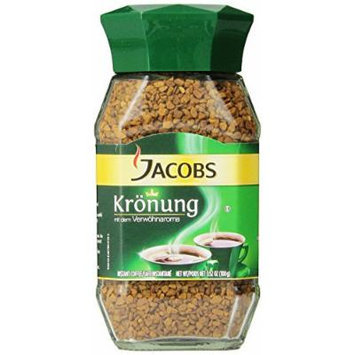 Jacob's Coffee Instant Coffee, Kronung, 3.52 Ounce