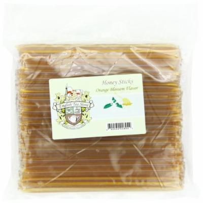 English Tea Store Honey Sticks, Orange Blossom, 100 Count