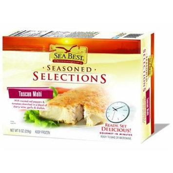 Sea Best Seasoned Selections Tuscan Mahi Mahi, 8 Ounce