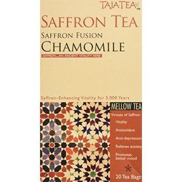 Saffron Chamomile Tea