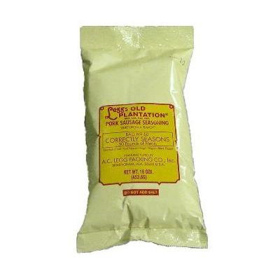 Pork Sausage Seasoning - 1 lb. Bag