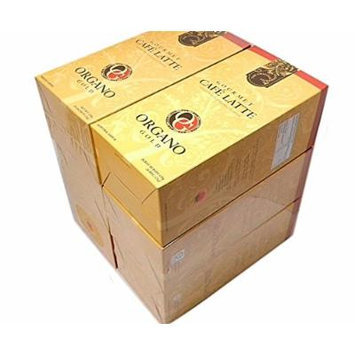 10 Boxes Organo Gold Gourmet Cafe Latte Free 10 Sachets Gano Excel 3 in 1