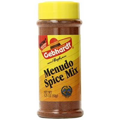 Gebhardt Menudo Spice Mix, 3.25 Ounce
