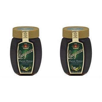 Forest Honey Langenese, 13.2 oz (Pack of 2)