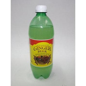 D&G Old Jamaican Ginger Beer DESNOES & GEDDES 20oz - 6 pack