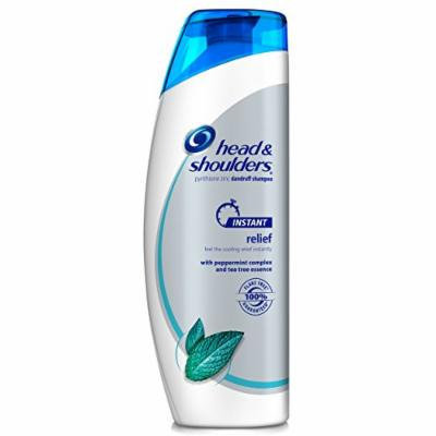 Head & Shoulders Instant Relief Dandruff Shampoo, 22.5 Fluid Ounce