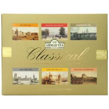 Ahmad Tea Classical Tea, 60 Count