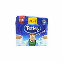 Tetley - Original Tea Bags 80 - 250g