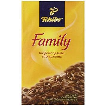 Tchibo Family Ground Coffee 8.8oz(250g)