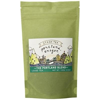 Stash Tea Portland Blend Loose Leaf Tea, 3.5 Ounce