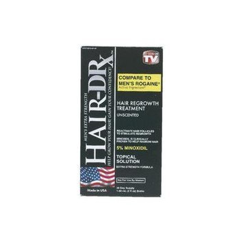 As Seen on TV: Hair DRx, Men's Hair Growth (Sold by 1 pack of 3 items)