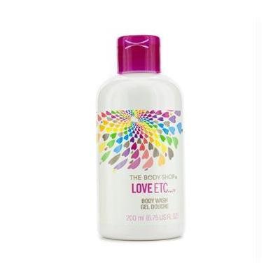 The Body Shop LOVE ETC... Body Wash, 6.75-Fluid Ounce