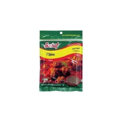Sadaf Seven Spice Baharat, 2-ounce (Pack of 1)