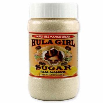 Hula Girl Maui Isle Mango Sugar (16oz)