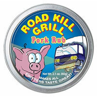 Dean Jacob's Road Kill Rub Pork Tin