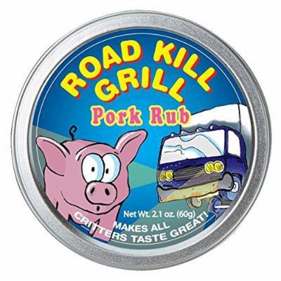 Dean Jacob's Road Kill Rub Pork Tin