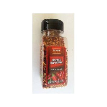Blazin Blends Crushed Red Pepper Seasoning 3 Ounces