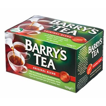 Barry's Tea Original Blend 40 tea bags (Expertly Blended In Ireland)