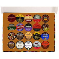 Extra Bold Deluxe Coffee Variety Pack for Keurig K-Cups Brewers, 20 Count
