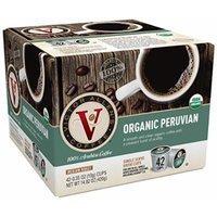 Victor Allen Coffee, Organic Peruvian, 42 Count