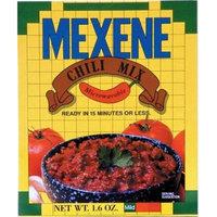 Mexene Chili Mix Seasoning 1.6oz Packet (Pack of 12)