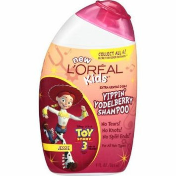 L'Oréal Paris Kids Toy Story 3 Jessie, Extra Gentle 2-in-1 Shampoo, Yippin Yodelberry